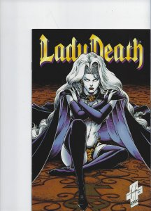 Lady Death: The Odyssey #3 (1996)