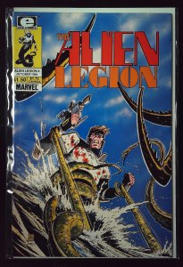 Alien Legion #4 (1984)
