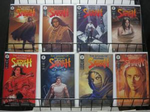 LEGEND OF MOTHER SARAH (1995 DH)1-8 complete 1st series