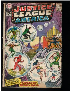 Justice League of America #16 (DC, 1962)