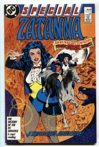 Zatanna Special #1 DC comic book 1987 NM-