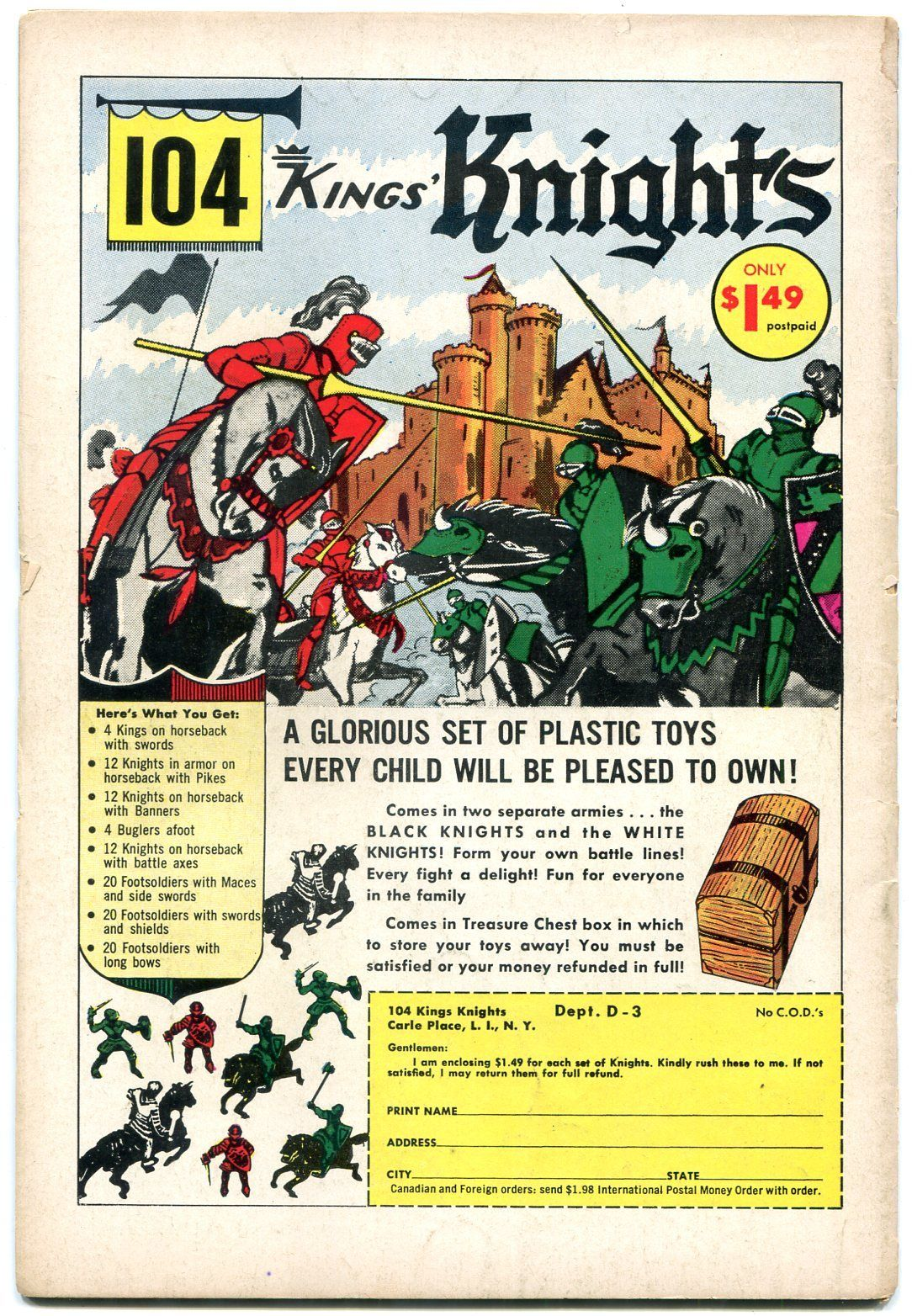 Worlds Finest 131 1963 Crimson Avenger Batman Superman Vg Hipcomic