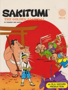 Sakitumi: the Golden Samurai #1 VF/NM; OLA   save on shipping - details inside