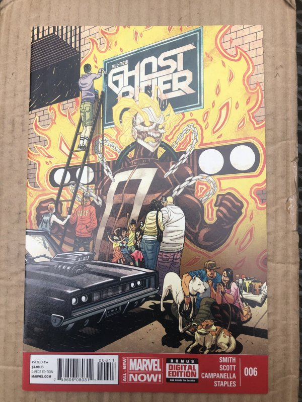All-New Ghost Rider #6 (2014)