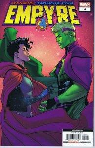 Empyre #4 2nd Print 2020 Marvel Comics