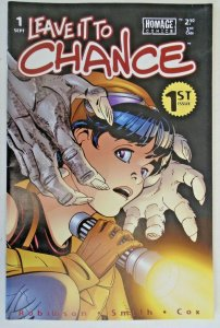 *Leave It To Chance (1996, Image) #1-7 (7 books)