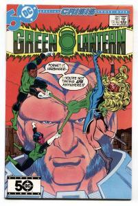 GREEN LANTERN #194-GUY GARDNER vs. HAL JORDAN-comic book