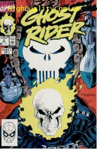 GHOST RIDER #6, NM+, Johnny Blaze Punisher, Texeira, , more GR in store