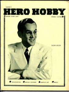 Hero Hobby #16 1969-Glenn Miller-movies-cartoon art-magic-VG/FN