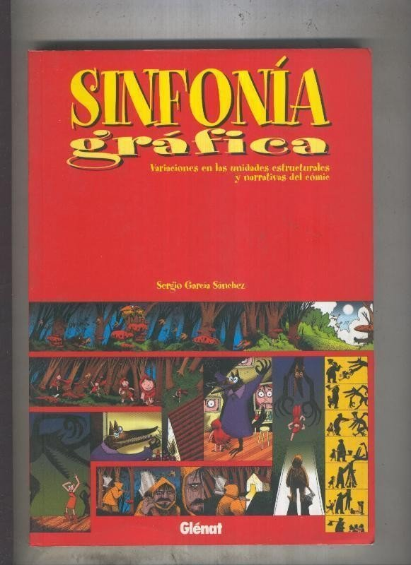 Viñetas: Sinfonia grafica, variaciones en las unidades estructurales y narra...