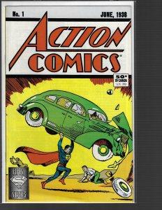 Action Comics #1 (DC, 1987) VF-