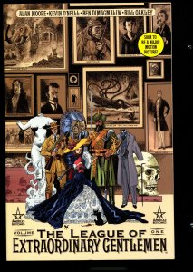 League of Extrordinary Gentlemen-Alan Moore-Vol 1-TPB-trade