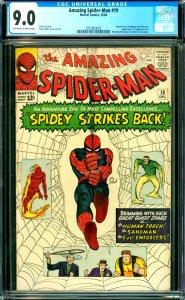Amazing Spider-Man #19 CGC 9.0