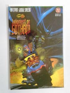 Batman/Judge Dredd Judgment on Gotham SC (Fleetway) #1-1st Print, 8.0/VF (1991)