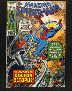 Amazing Spider-Man #88 Doc Ock!
