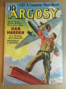 Argosy Feb 11, 1939 - Edgar Rice Burroughs/George W. Ogden - Vol 288 No. 2
