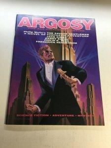 Argosy Volume 3 Issue 2 Nm Near Mint Magazine