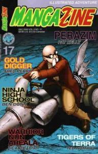 Mangazine (Vol. 3) #17 VF/NM; Antarctic | save on shipping - details inside