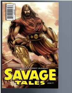 Savage Tales #7 (2008)