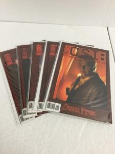 CSI Demon House 1-5 Lot Set Run Nm Near Mint IDW IK
