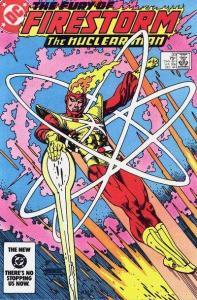 Fury of Firestorm (1982 series) #30, NM- (Stock photo)