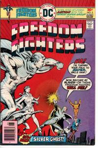 FREEDOM FIGHTERS #1 AND #2 FN/VFN $12.50