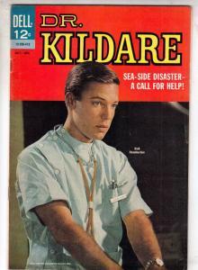 Dr. Kildare #8 (Oct-63) VF High-Grade Dr. Kildare