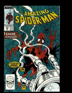 Amazing Spider-Man # 302 NM Marvel Comic Book Venom Todd McFarlane Art GB4