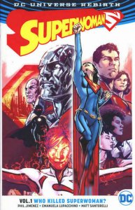 Superwoman TPB #1 VF/NM; DC | save on shipping - details inside