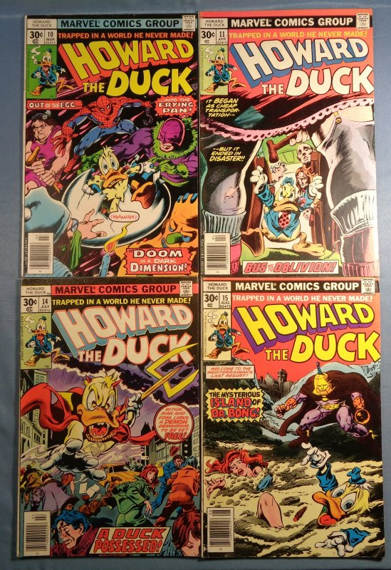 Howard The Duck 2 3 4 5 6 7 8 9 10 11 14 15 16 17 18 19 20 21 22 23 24 25 27 Lot