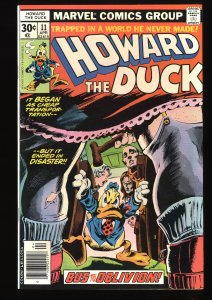 Howard the Duck #11 NM/M 9.8