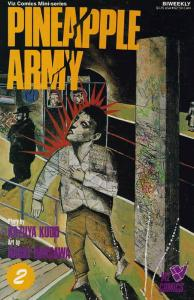 Pineapple Army #2 VF/NM; Viz | save on shipping - details inside