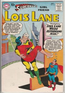 Lois Lane, Superman's Girlfriend  #18 (Jul-60) VF+ High-Grade Superman, Lois ...