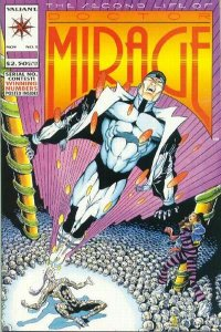 Second Life of Doctor Mirage #1, VF- (Stock photo)