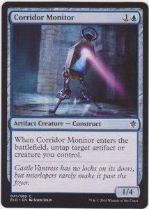 Magic the Gathering: Throne of Eldraine - Corridor Monitor