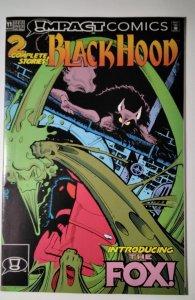 The Black Hood #11 (1992) Impact Comic Book J756
