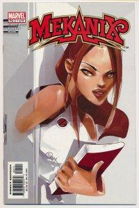 Mekanix (2002 Marvel) #1-6 VF/NM Complete series