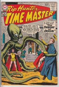 Rip Hunter Time Master #3 (Aug-61) VF/NM High-Grade Rip Hunter, Jeff, Bonnie