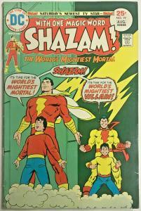 SHAZAM#19 FN 1975 DC BRONZE AGE COMICS