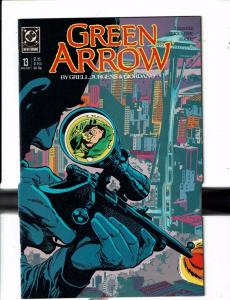 Lot of 4 Green Arrow DC Comic Books #13 14 15 16 AH6