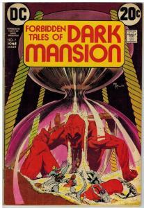 FORBIDDEN TALES OF DARK MANSION (1972-1974) 7 VG-F COMICS BOOK