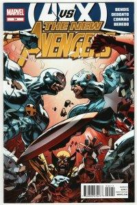 New Avengers #24 (Marvel, 2012) VF+