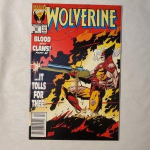 Wolverine #36 (1991) VF+
