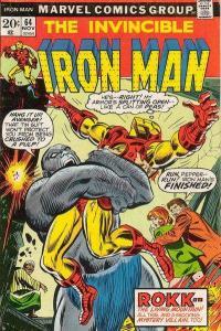 Iron Man (1968 series) #64, VG+ (Stock photo)