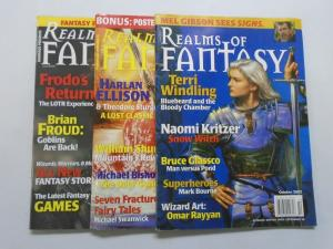 3 Different Realms of Fantasy - 6.0 - 2002-2004