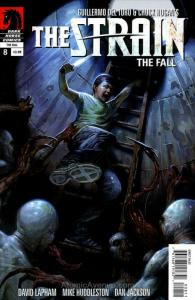 Strain, The: The Fall #8 VF/NM; Dark Horse | save on shipping - details inside