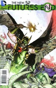 New 52, The: Futures End #12 VF/NM; DC | save on shipping - details inside