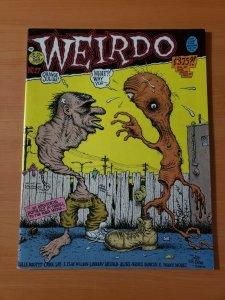 Weirdo #27 ~ NEAR MINT NM ~ 1990 Last Gasp Underground R Crumb