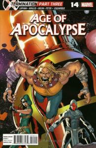 Age of Apocalypse #14 VF/NM; Marvel | save on shipping - details inside