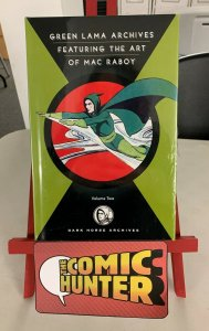 The Complete Green Lama Vol. 2 2008 Hardcover Mac Raboy NEW SEALED